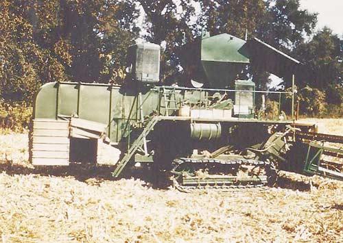 Rice Harvester, 1967