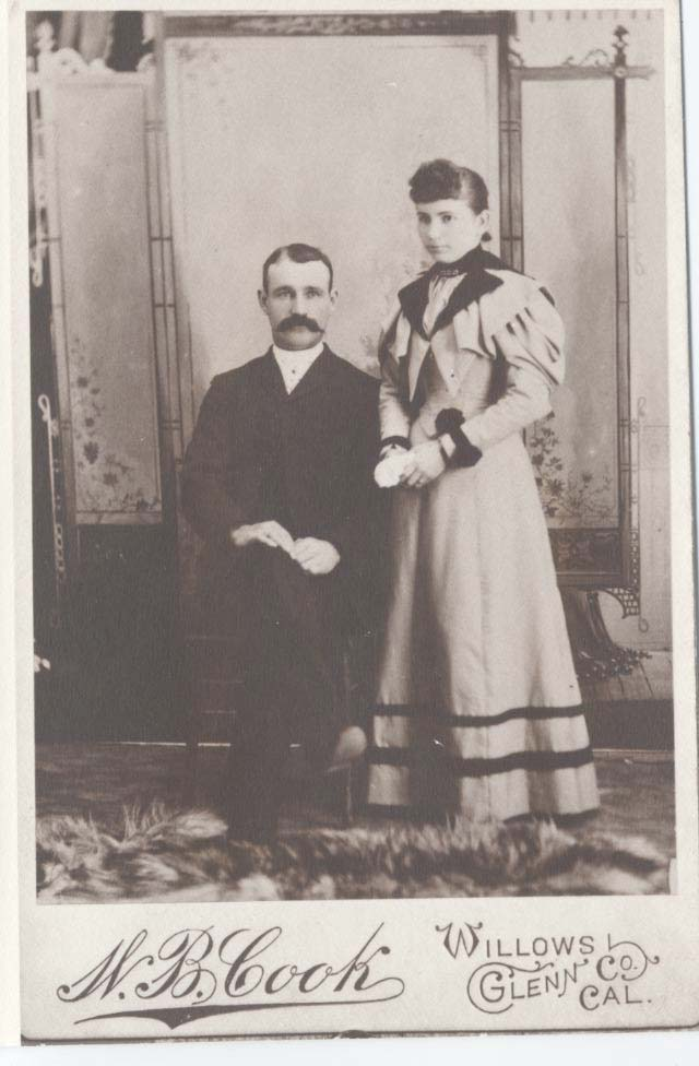 1893 Albini and Rosanna Carriere