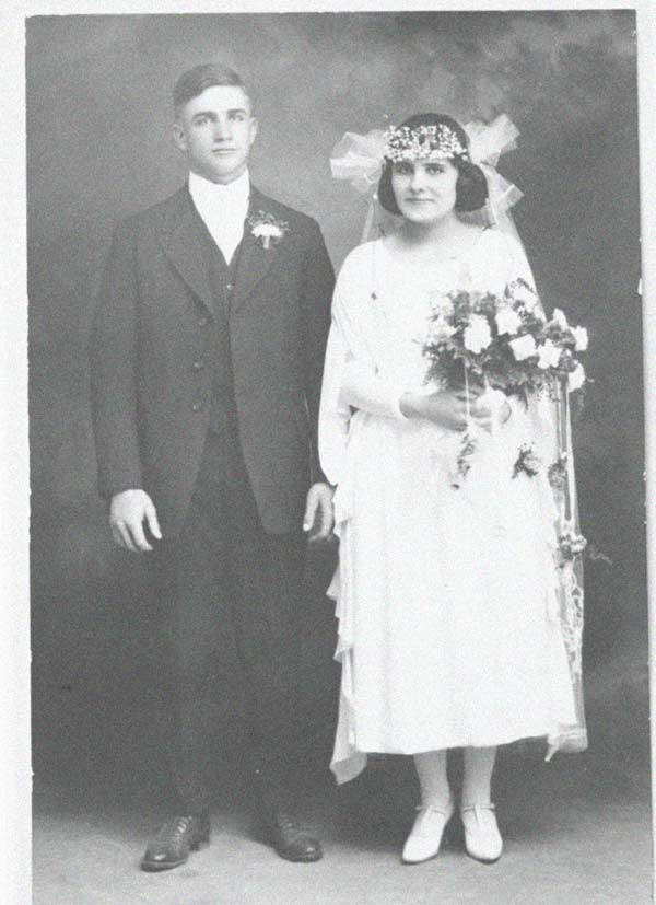 Wilfred and Martha Carriere